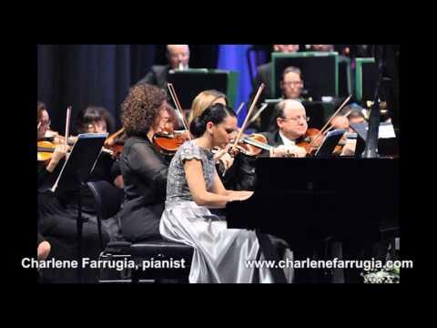 Charlene Farrugia pianist Rachmaninoff Concerto 4
