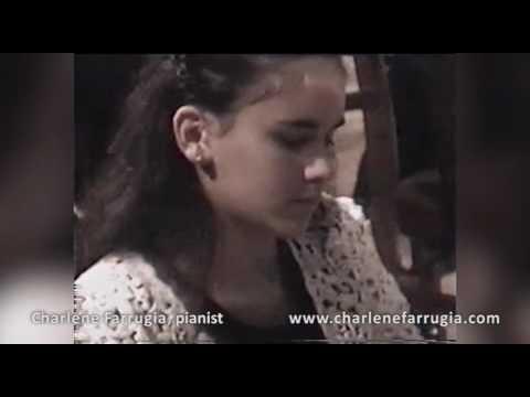 Charlene Farrugia pianist Mendelssohn Concerto 1