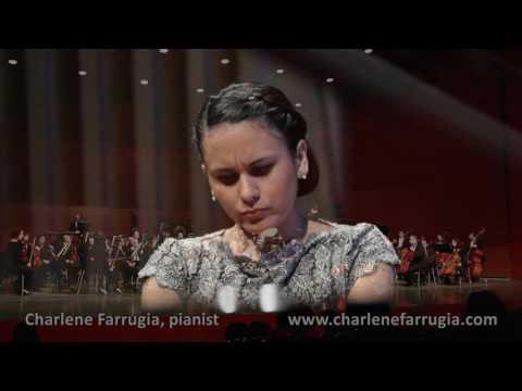Charlene Farrugia pianist Chopin Grand Polonaise