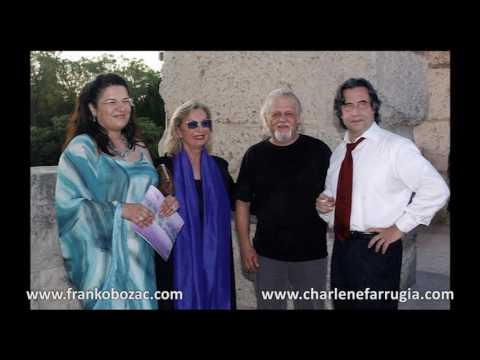 Charlene Farrugia pianist Shehu Double Concerto