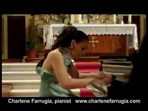Charlene Farrugia pianist Liszt Dante Sonata