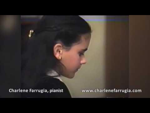 Charlene Farrugia pianist Schubert impromptu