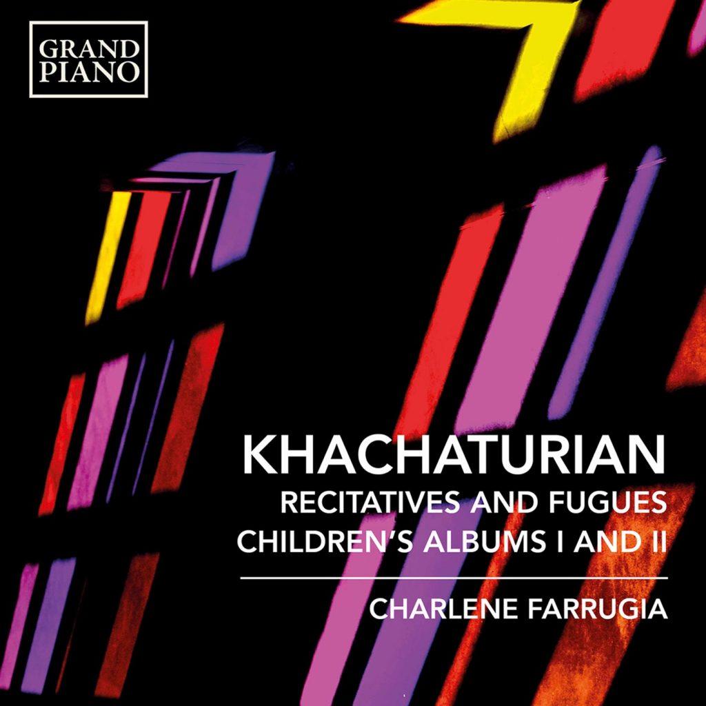solo album khachaturian
